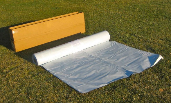 Rink Liner Is Great for Outdoor Rink, Backyard Rink, Pond Hockey Rink, and Hockey Rink Tarp. Multiple Sizes Available.